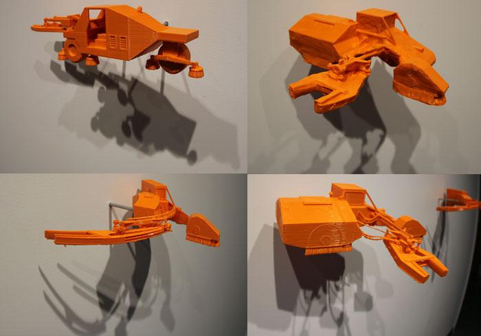 Models of the Shaker